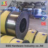 고품질 Aws A5.20 E71t-1, E71t-11 의 E71t GS 유출에 의하여 응어리를 빼는 용접 전선
