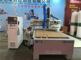 Machine en bois Lbm-2500z de routeur de commande numérique par ordinateur d'escalier de qualité de Libo