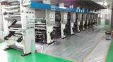 Impresora de alta velocidad de segunda mano del rotograbado del control de ordenador del sistema del arco