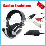 Écouteur/écouteur stéréo de jeu de qualité