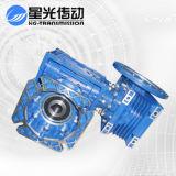 Mini motor del engranaje del reductor del gusano