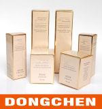 Caixas de papel do pacote impermeável feito sob encomenda dos cosméticos dos perfumes de Cmky