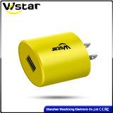 5V 3.1A는 충전기 이동 전화를 위한 USB 여행 전화 단식한다