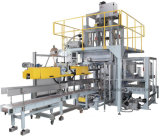 De automatische Voorgevormde Machine van de Verpakking van de Zak