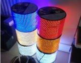 Ce EMC LVD RoHS Twee Jaar van de Garantie, de LEIDENE Flex Lichte Hoogspanning van de Kabel (SMD 3528-60)