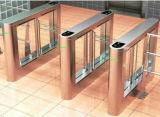 Grille automatique avec la barrière d'oscillation pour le système commercial de contrôle d'accès
