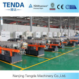 Tengda heiße Verkaufs-Qualitäts-Doppelt-Schrauben-Plastikblatt-Strangpresßling-Maschine 2016