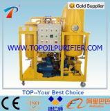 Planta de múltiples funciones Ty de la purificación de petróleo de la turbina