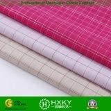 O fio tingiu-se com tela de nylon da manta para a camisa ou o forro dos homens