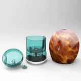Difusor del aroma con la cubierta de cristal (HP-1001-A-4)