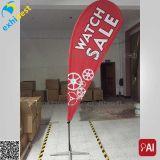 Знамя падения разрыва выставки Китая