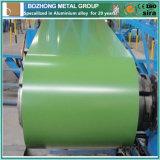 La couleur d'approvisionnement a enduit la bobine 2014 en aluminium