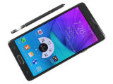 Ursprünglicher Samsong Galaxi Note4 N910f/N910A/N910V intelligenter Telefon-Großverkauf