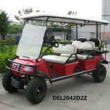 전기 난조 차량, 4+2seats, Del2042D2z