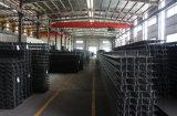 Decking galvanisé de barre en acier de matériau de construction pour la construction multi d'étage