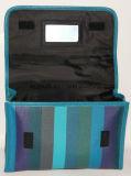 Blauer Form PVC-Haushalts-Kosmetik-Organisator