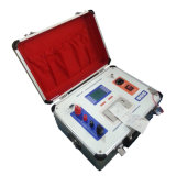 100A에 600A Portable Circuit Breaker Contact Resistance Tester