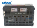 Invertitore di potere dell'invertitore 12V 230V dell'automobile di Suoer 1500W (HAD-1500A)