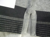 남자의 1/4의 Zip 양털 상단 - 위탁장 사용료는 인쇄했다