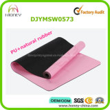 PU Leather Gymnastics Gym Fitness Exercício Folding Mat PU Yoga Mat