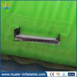 Pista di aria gonfiabile del materasso di ginnastica della tela incatramata del PVC per il gioco di sport