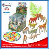 Alle Art gehendes Kriechpflanze-Welttiersüßigkeit-Minispielzeug