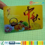 Carte d'adhésion d'affaires d'ISO18092 Ntag213 Ntag215 Ntag216 NFC