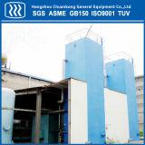 Séparation cryogénique de gaz d'air Asu O2 N2 Ar Génération