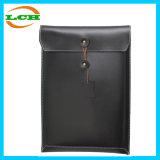 Fabrik-Großverkauf-Geschäfts-Art-Leder-Laptop-Kasten