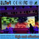 Visualización de LED a todo color de interior popular P6