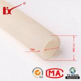 Boyau anti-calorique transparent en caoutchouc de silicones de produits de tube de silicones