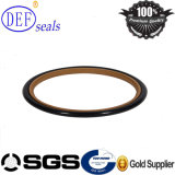 Selos de alta temperatura de bronze enchidos de PTFE Rod