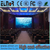 Niedrige Preis P6 farbenreiche LED-Innenbildschirmanzeige