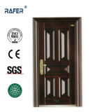 新しいデザイン鋼鉄ドア(RA-S057)