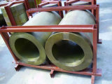 Luva de acoplamento forjada das luvas para os cilindros que fazem à máquina a bucha da broca