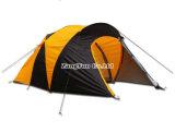 De openlucht Tent van 2 Persoon, Tweedeks Regendicht kampeert Tent