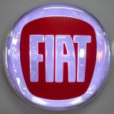 プラスチックClearning車のロゴの印を形作る3D真空