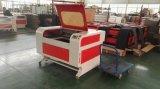 6090 акриловый автомат для резки Engraver лазера СО2 древесины 80W
