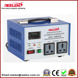 C.A. Stabilizer SVC-1000va de 1000va Single Phase Servo Motor