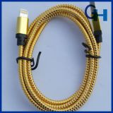 Cavo Braided di nylon del USB del micro del cavo di dati del rifornimento del fornitore degli accessori del telefono mobile