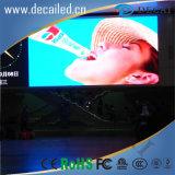 L'affichage à LED Extérieur efficace le plus élevé