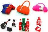 USB Flash Drive Cola Bottle Shape кокосов для Business (EP077)