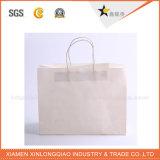 Sacchetto caldo della carta kraft Di buona qualità di vendita per l'indumento