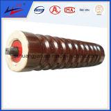 Rullo di ceramica del trasportatore con abrasione resistente e resistente alla corrosione