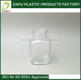 Plastikmedizin-Flasche des Haustier-80ml