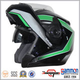 Motorcycle (LP507)のためのDouble VisorのHelmetの上の高品質Fantastic Flip