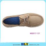 Ботинки шлюпки способа новые кожаный