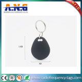 NFC scrivibile Ultralight di plastica Fob chiave