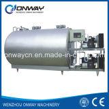 Shm en acier inoxydable Traitement de lait de vache Machine de traitement Milk Cooling Tank Prix Équipement de ferme laitière