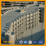 Modelo de hojas de operación (planning) de los recursos públicos/modelos modelo arquitectónicos del fabricante/de la exposición del edificio de modelado/modelo de la mezquita de Jiamala del saudí